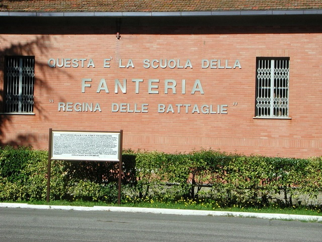 Il portale della fanteria d 39 arresto my fda - Corso di design roma ...